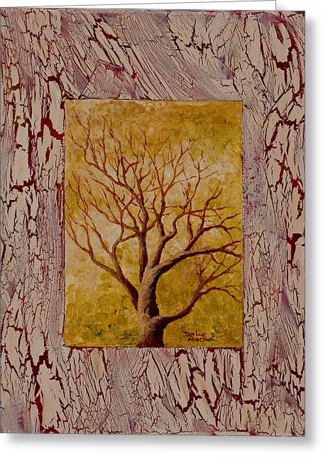 This Old Tree Greeting Card