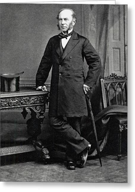 Thomas Andrews Greeting Card by Universal History Archive/uig