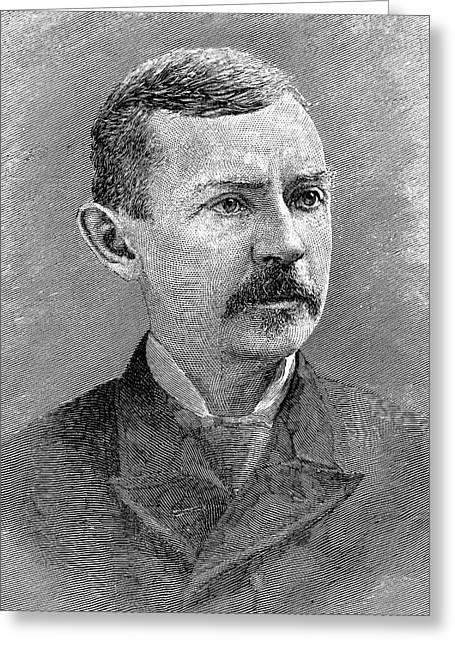 Thomas Edward Powell (1842-1925) Greeting Card by Granger