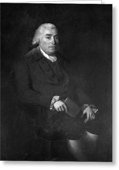 Thomas Fairfax (1693-1781) Greeting Card by Granger