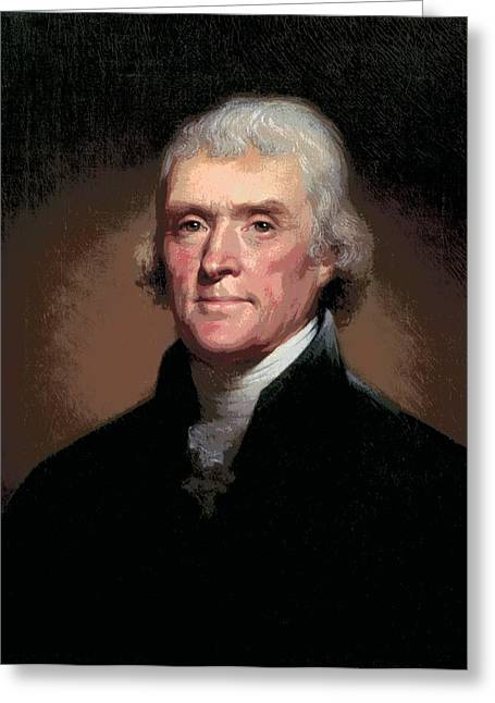 united states constitution and thomas jefferson The constitution of the united states of america, with the bill of rights and all of the amendments the declaration of independence and the articles by thomas jefferson.