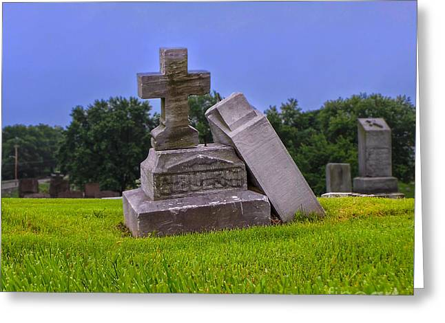Till Death Do Us Part Greeting Card