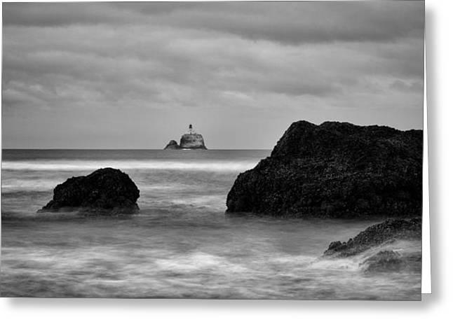 Tillamook Rock Lighthouse Greeting Card