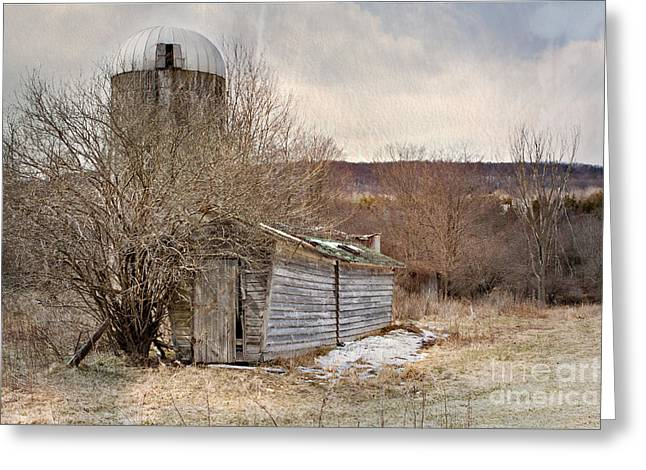 Time Gone By  Greeting Card by A New Focus Photography