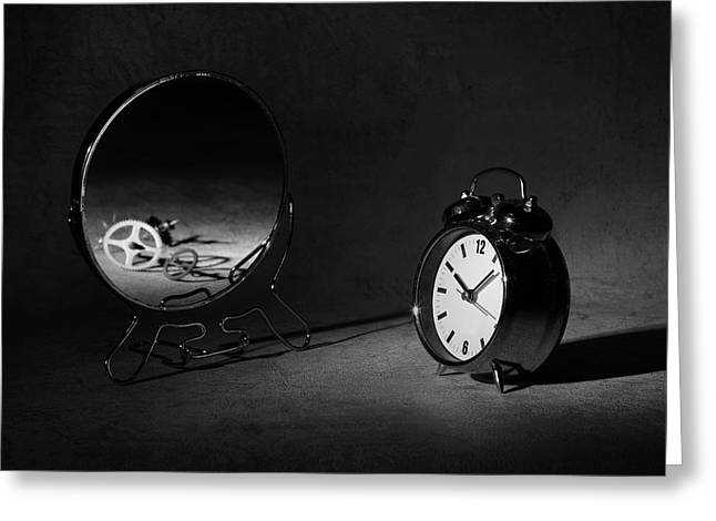 Time Is Just A ... Greeting Card