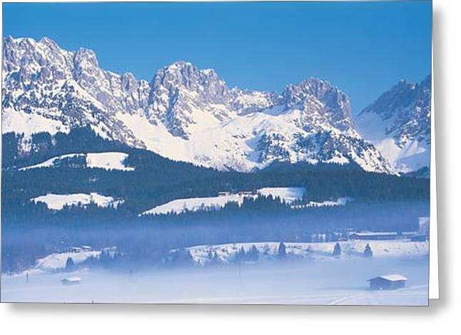 Tirol Austria Greeting Card by Panoramic Images