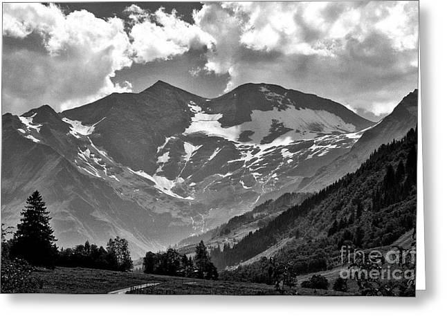 Tirol  The Land Of Enchantment Greeting Card by Gerlinde Keating - Galleria GK Keating Associates Inc