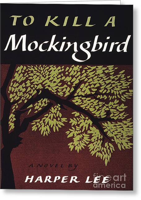 To Kill A Mockingbird, 1960 Greeting Card