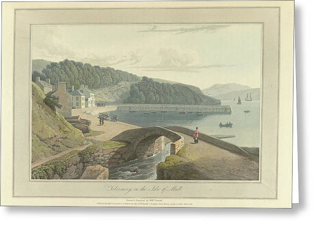 Tobermory  Greeting Card by British Library