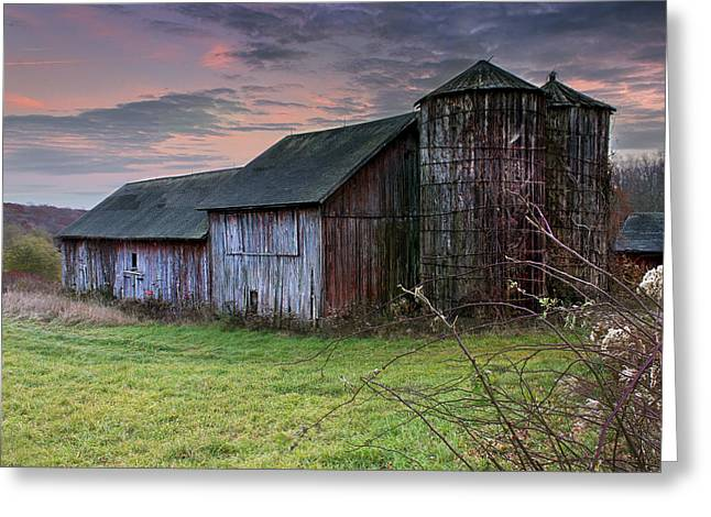Tobin's Barn Greeting Card