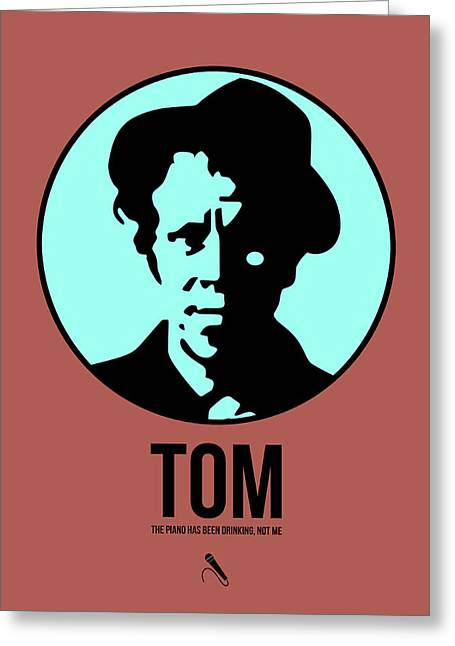 Tom Poster 2 Greeting Card