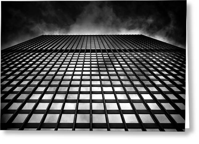 Toronto Dominion Centre No 79 Wellington St W Greeting Card
