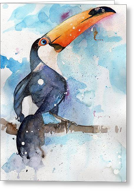 Toucan Sam Greeting Card
