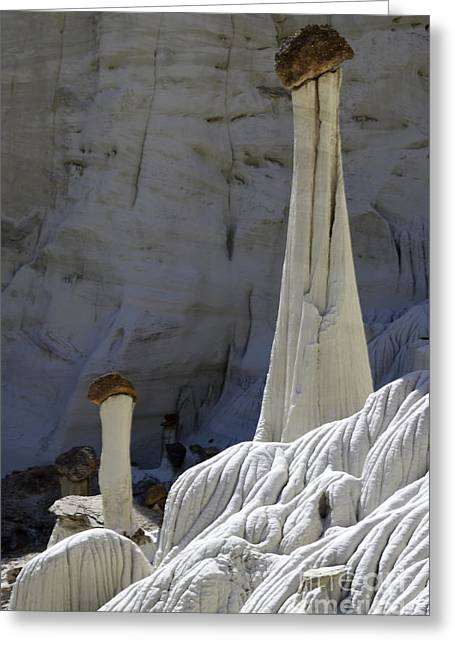 Tower Of Silence 2 Greeting Card