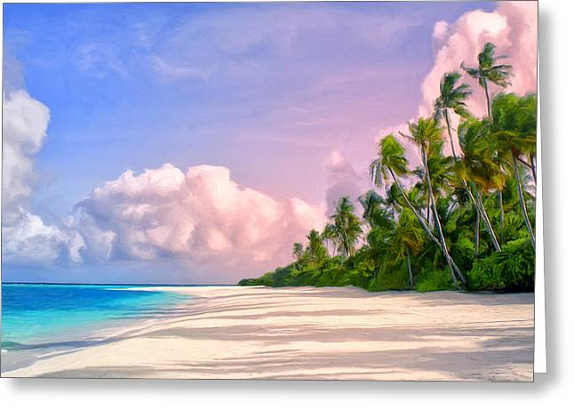 Trade Winds Greeting Card