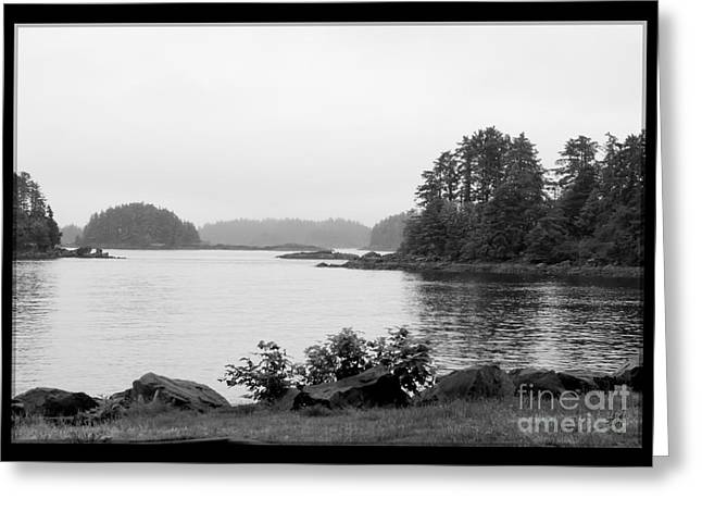 Greeting Card featuring the photograph Tranquil Harbor by Victoria Harrington