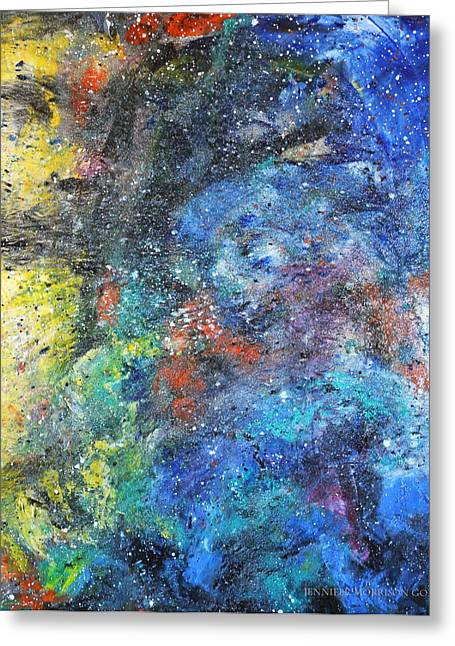 Tranquility 2 Greeting Card