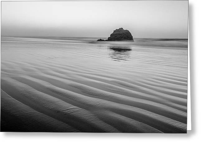 Tranquility And Still II Greeting Card by Jon Glaser
