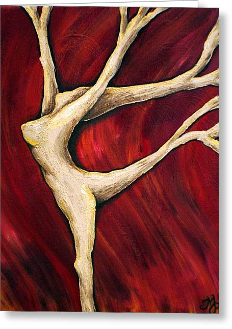 Tree Spirit Greeting Card