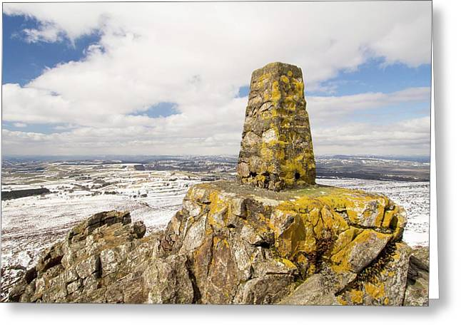 Trig Point Greeting Card