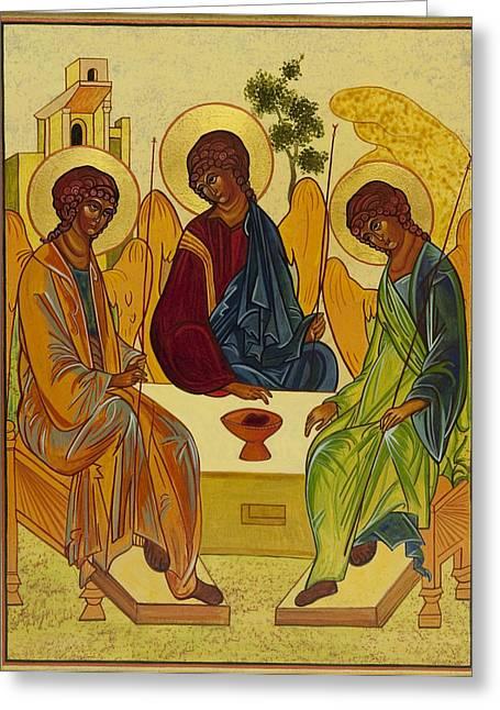 Trinity Greeting Card