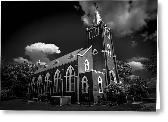 Trinity Lutheran Church Greeting Card