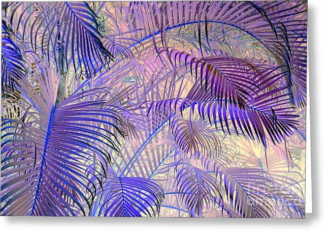Tropical Embrace Greeting Card