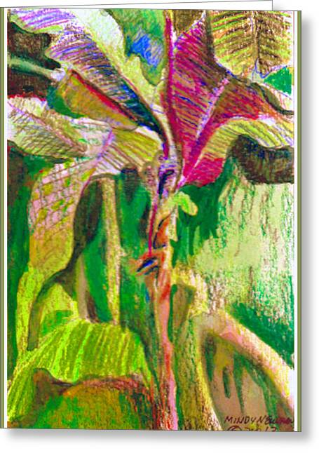 Tropical Light Greeting Card