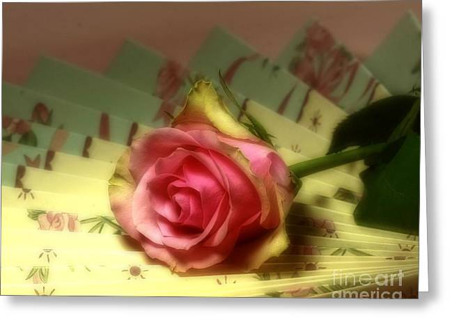 True Romance Greeting Card by Inspired Nature Photography Fine Art Photography