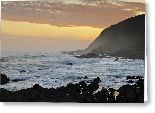 Tsitsikamma Coast Greeting Card
