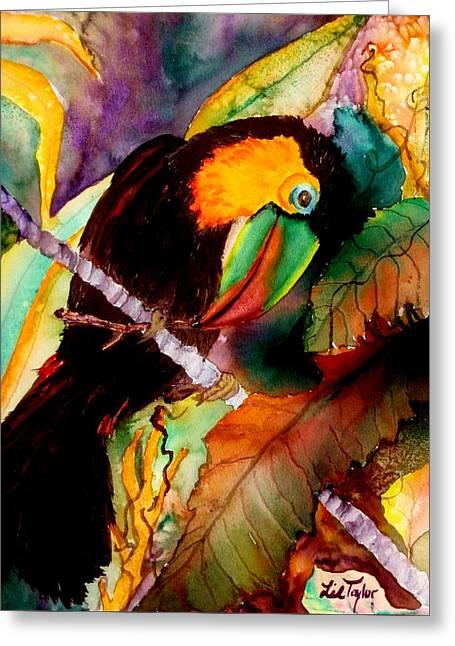 Tu Can Toucan Greeting Card