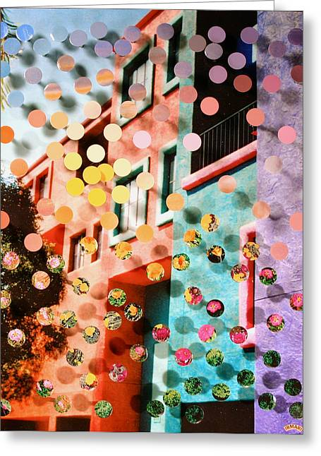 Tucsoncenter Ss1 Greeting Card by Irmari Nacht