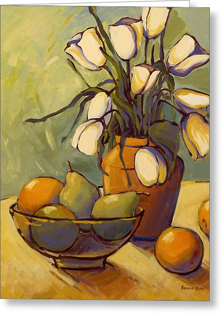 Tulips 2 Greeting Card