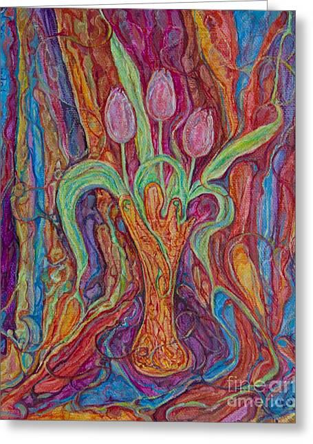 Tulips II Greeting Card