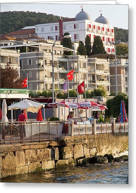 Turkey, Prince Islands Or Princes' Greeting Card