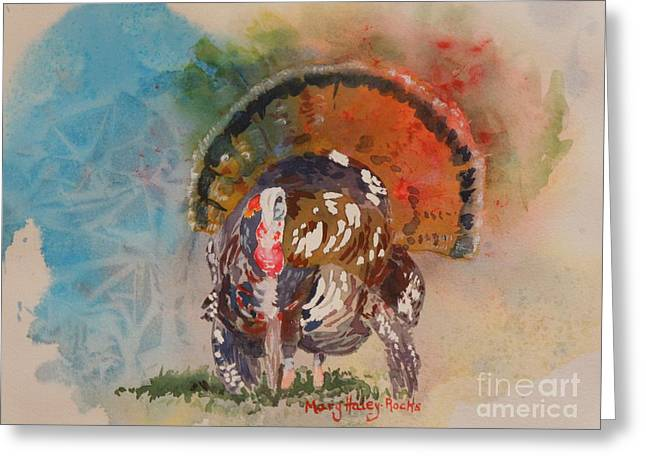 Turkey Time Greeting Card
