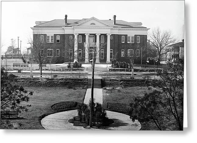 Tuskegee Institute, C1906 Greeting Card by Granger