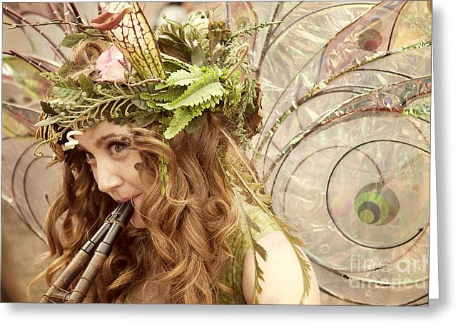 Twig The Fairy  Greeting Card