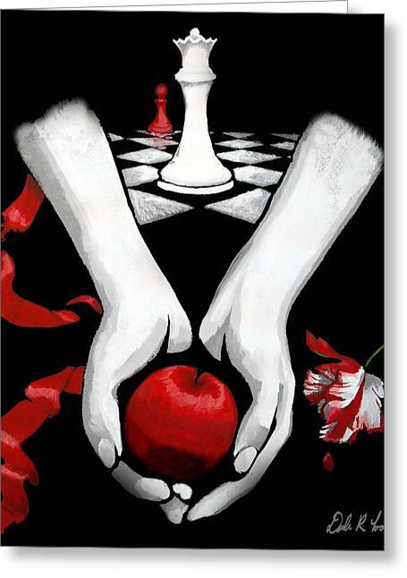 Twilight Saga Greeting Card by Dale Loos Jr