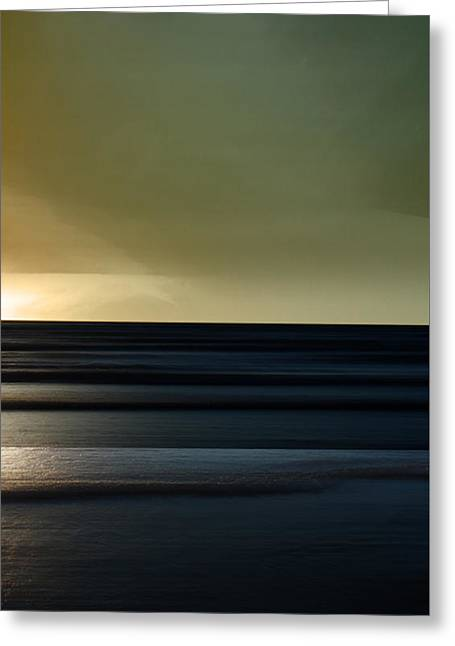 Twilight - Sauble Beach Greeting Card