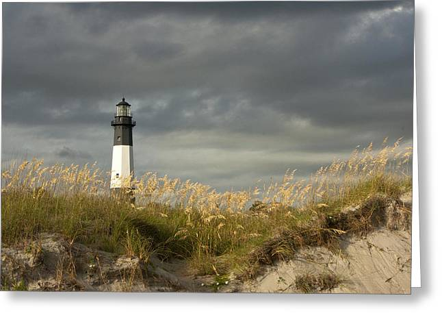 Tybee First Light Greeting Card
