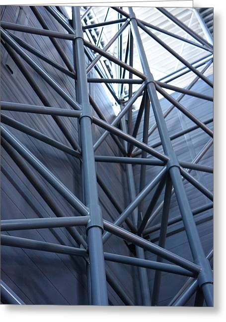 Udvar-hazy Center - Smithsonian National Air And Space Museum Annex - 121270 Greeting Card by DC Photographer