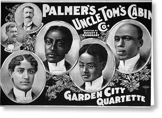 Uncle Tom's Cabin Company Greeting Card by Granger