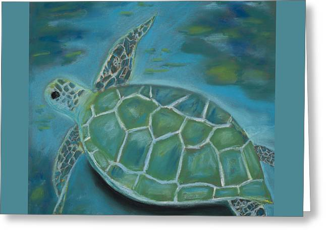 Under The Sea Greeting Card by Mary Benke