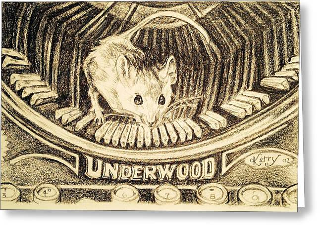Underwood Greeting Card