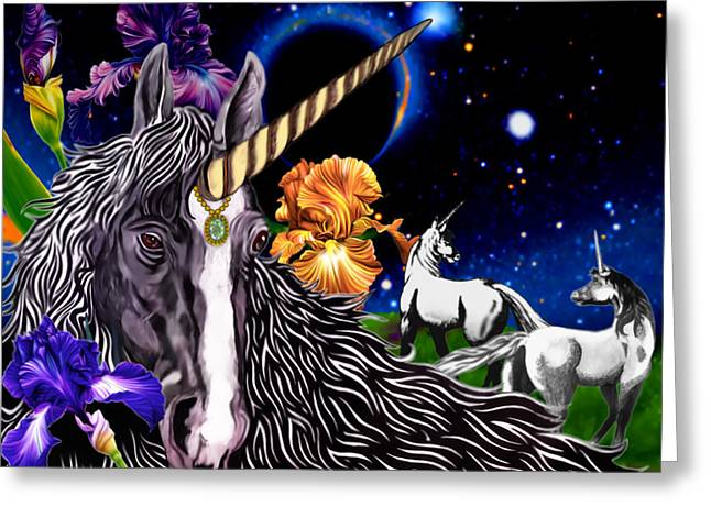 Unicorn Dream Greeting Card