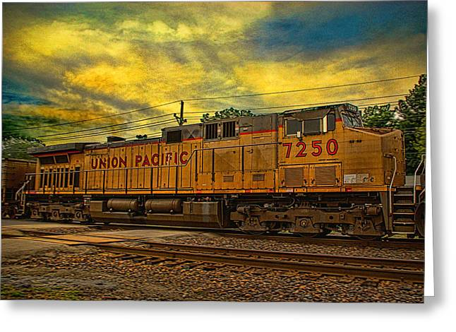 Union Pacific Osawatomie Kansas Photograph By Tim Mccullough