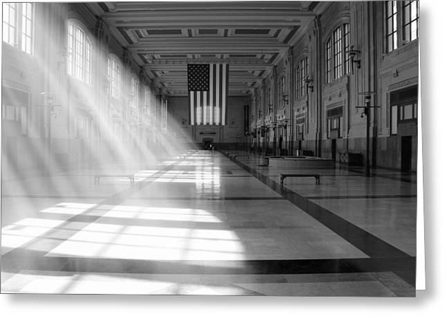 Union Station - Kansas City Greeting Card