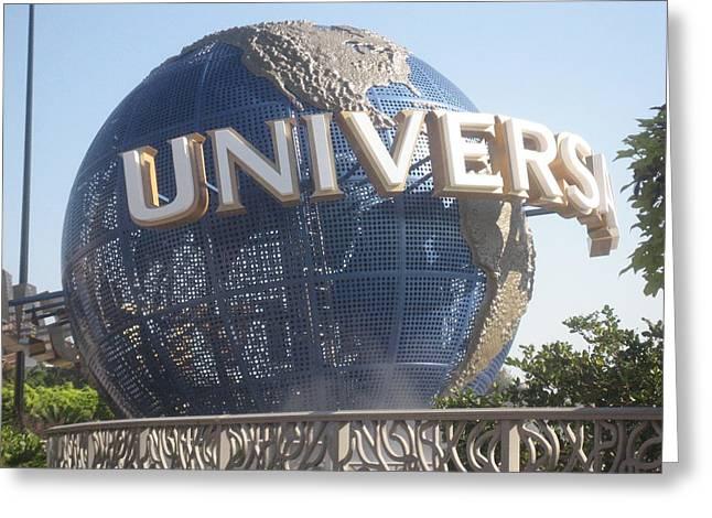 Universal Orlando Resort - 12125 Greeting Card by DC Photographer