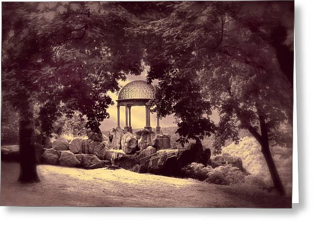 Untermyer Mood Greeting Card